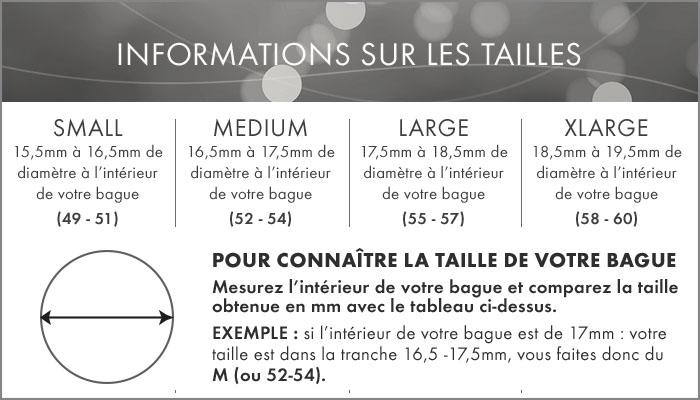 Taille bague trackid sp 006 bijoux la mode - Femme mure trackid sp 006 ...