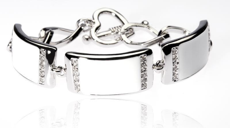 Bracelet Le Charmeur Blanc