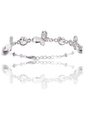 Bracelet Le King Argenté