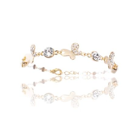 Bracelet Le King Doré