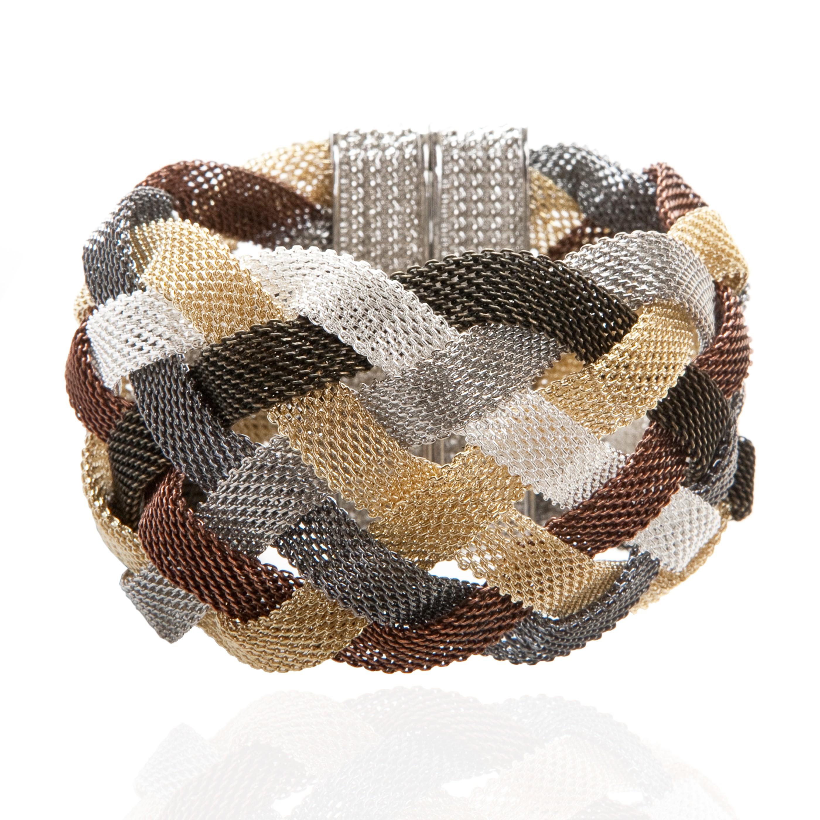 Bracelet Le Torsadé