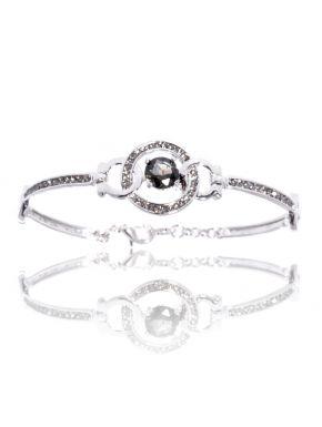 Bracelet Le Guépard Gris