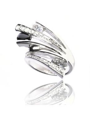 Ring L'Enigmatique Grisée