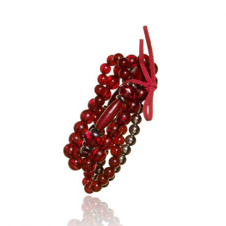 Bracelet L'Assorti Rouge