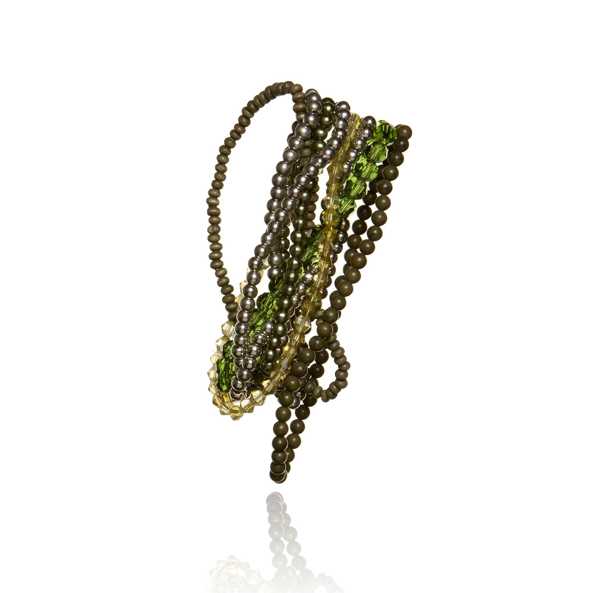 Bracelet L'Enlace Vert