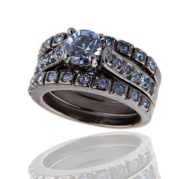 Ring La Mauricette Noircie