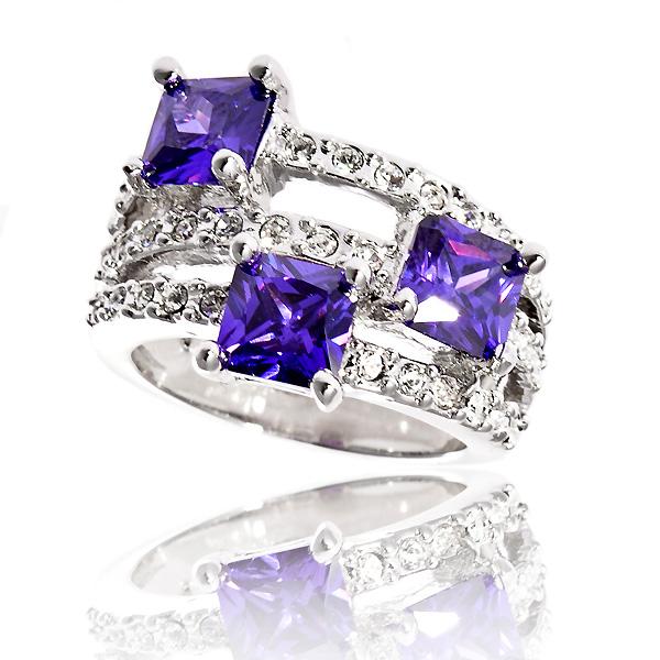 Ring La Tourterelle Violette