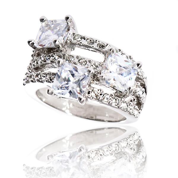 Ring La Tourterelle Blanche