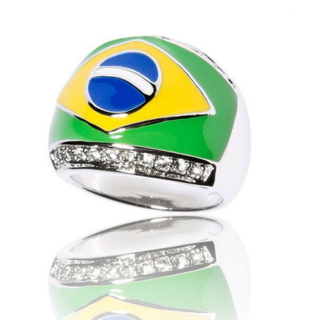 Bague La Brésilienne