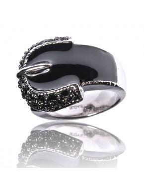 Ring La Ceinturée Sombre