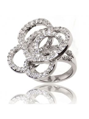 Bague La Serpentine