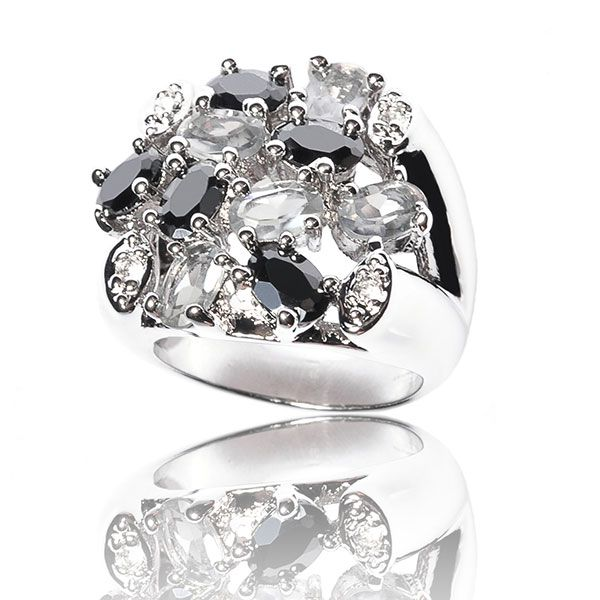 Ring La Fraicheur Grisée