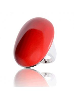 Ring L'Amusante Rouge