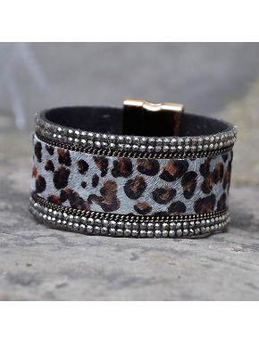 Bracelet Léopard Le Dakota