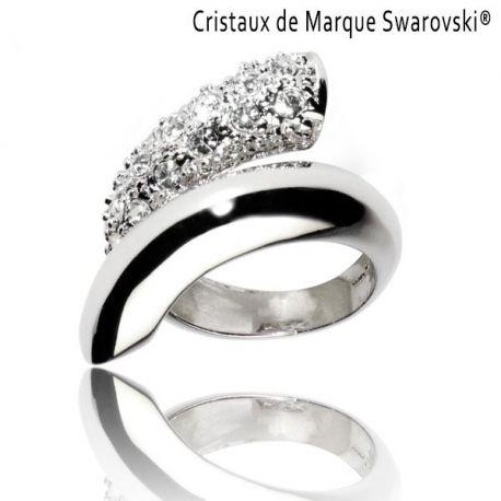Bague La Danseuse avec Cristaux Swarovski