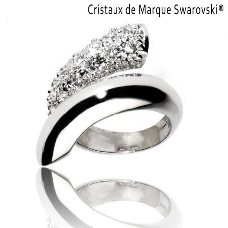 Ring La Danseuse Swarovski Crystals