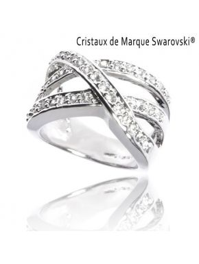Ring La Chardin Swarovski Crystals