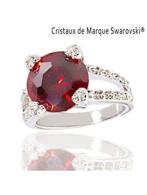 Ring La Pensive Swarovski Crystals
