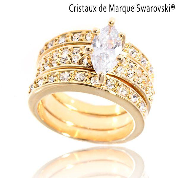 Ring La Fauvette Dorée