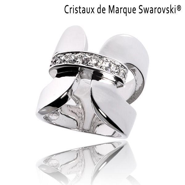 Bague La Cassie Cristaux Swarovski