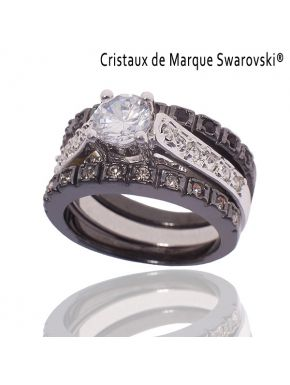 Bague L'Etoile Cristaux Swarovski