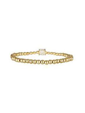 Bracelet fantaisie l'envieux doré