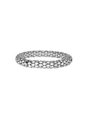 Bracelet Corail Argenté