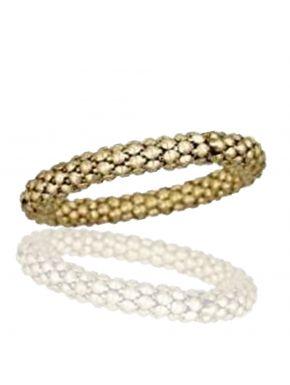 Bracelet Corail Doré