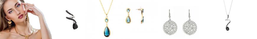 parure bijoux fantaisie